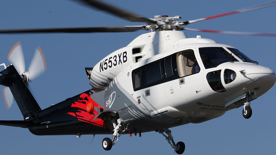 Sikorsky to Advance Urban Air Mobility Vision at CoMotion LA