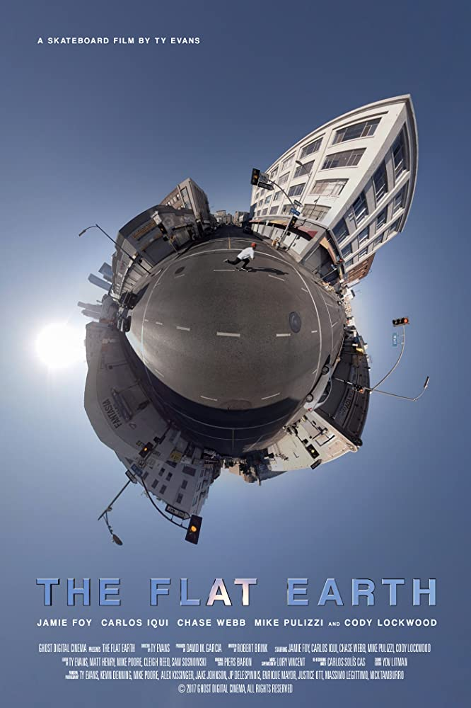 The Flat Earth