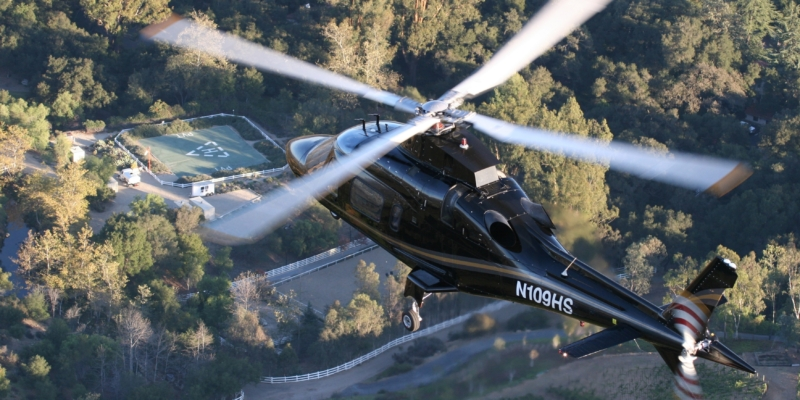Helinet Adds Elite Southern California Helicopter Charter Company Briles / Executive HeliShares