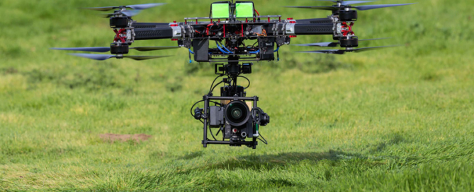 Hollywood's go-to helicopter pilot can now fly drones instead