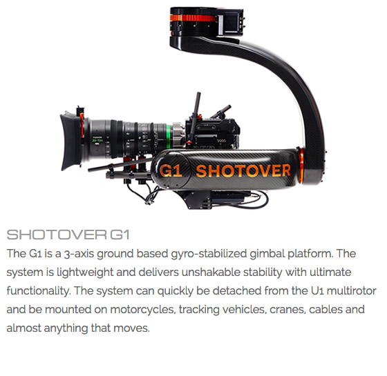 Helinet Production Shotover G1