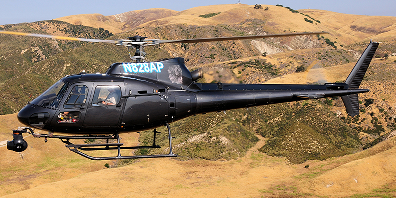 Helinet Aviation Acquires State of the Art Airbus AS350 B2 for ENG and Production Operations