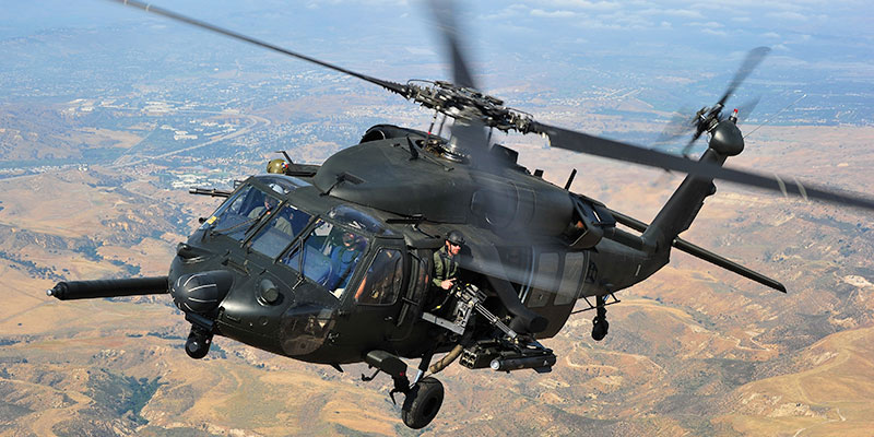 Helinet Aviation adds Sikorsky UH-60A ESSS Black Hawk to Growing Fleet